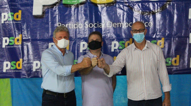 Eleições 2020: PSD, PP, PSDB e PSB confirmam Kiko Canale ao cargo de prefeito