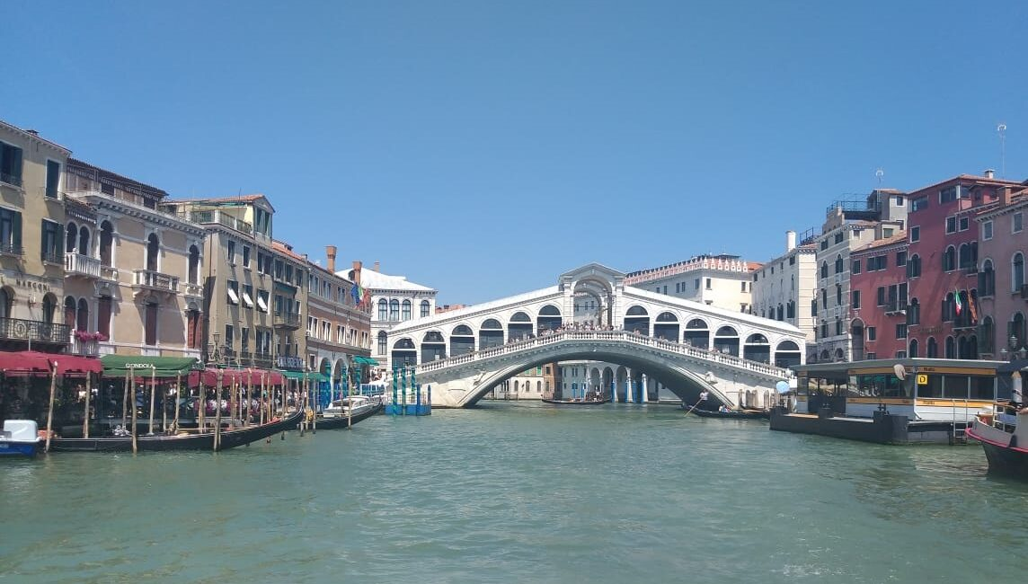 (VÍDEO) Três minutos em Veneza, Itália