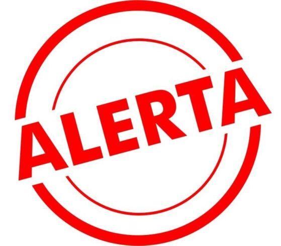 Alerta de e-mails falsos enviados em nome dos Bombeiros Militares