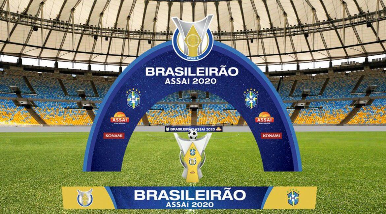 Jogos atrasados da primeira rodada do Campeonato Brasileiro acontecem nesta quarta-feira, 30