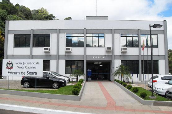 Atendimento presencial na comarca de Seara e Itá é suspenso