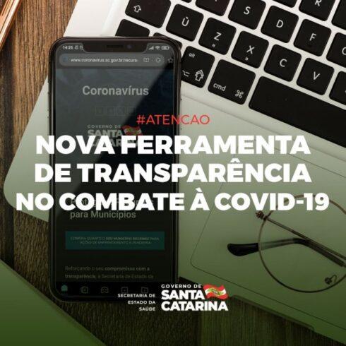 Nova ferramenta permite consulta de valores repassados a hospitais de Santa Catarina