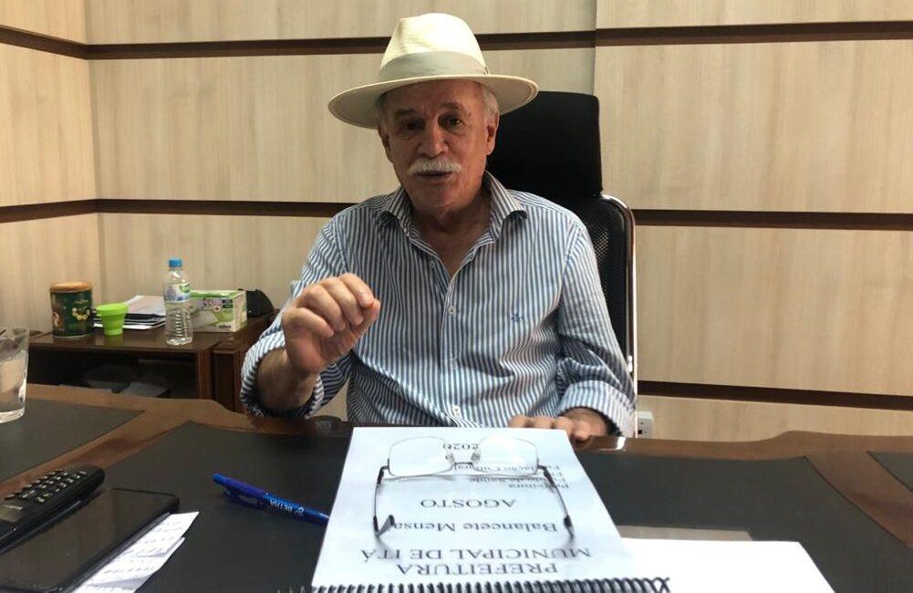 Coligação do atual prefeito Jairo Sartoretto (MDB) intensifica campanha
