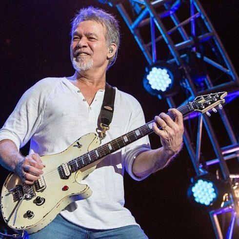 Morre Eddie Van Halen, aos 65 anos