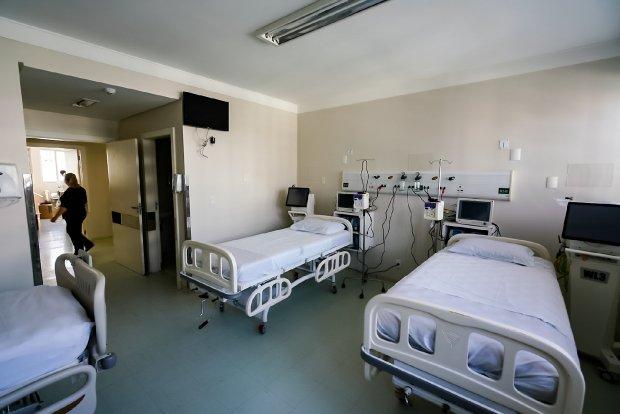 Hospital São Francisco tem novos leitos de UTI para tratamento de Covid-19