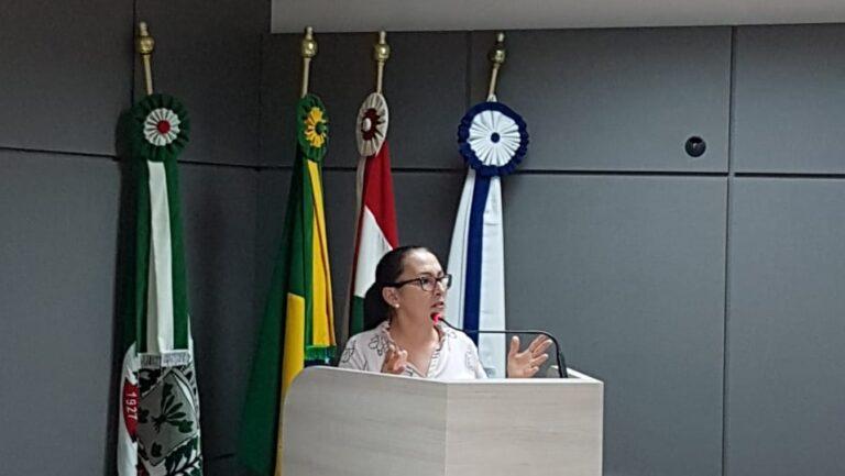 """Uma das bandeiras de Mari Bedin (MDB) é o fomento do """"e-SISBI' no setor industrial do agronegócio"""