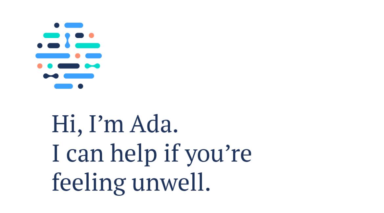 ADA saúde – diagnósticos médicos por I.A.