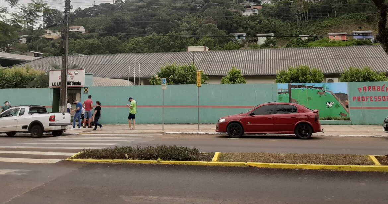 Escolas da cidade de Seara contabilizam mais de 70% de eleitores que já votaram