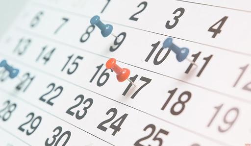 Governo do Estado divulga calendário de feriados e pontos facultativos de 2021