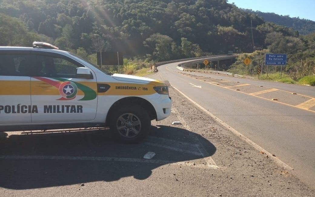 Em 2020, a Operação de Natal registrou 69 acidentes de trânsito nas rodovias catarinenses