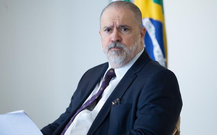 Augusto Aras diz que Alesc tem razão em impasse com juiz da Alcatraz sobre Julio Garcia