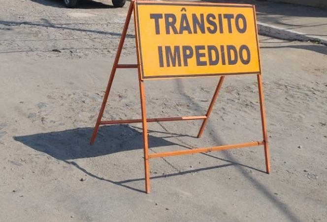 Estrada do interior de Xavantina estará interditada na quinta-feira, 14
