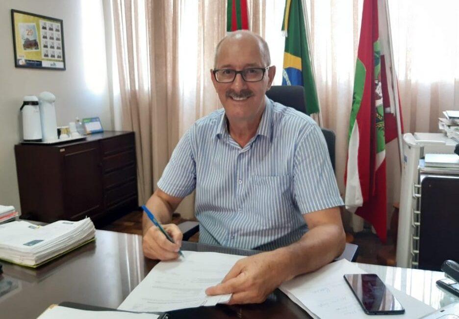 """""""Fui eleito para ser prefeito de Seara e assim será até final de 2024"""""""