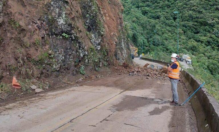Serra do Rio do Rastro está interditada para obra