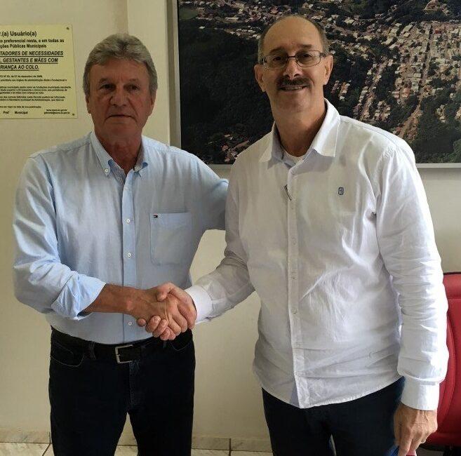 Flávio Ragagnin assume o comando da prefeitura de Seara