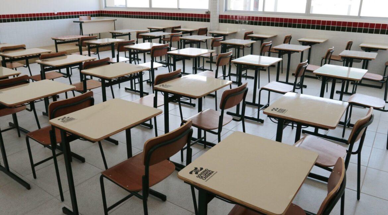 Rede estadual de ensino realiza pré-matrícula on-line para novos alunos nesta semana