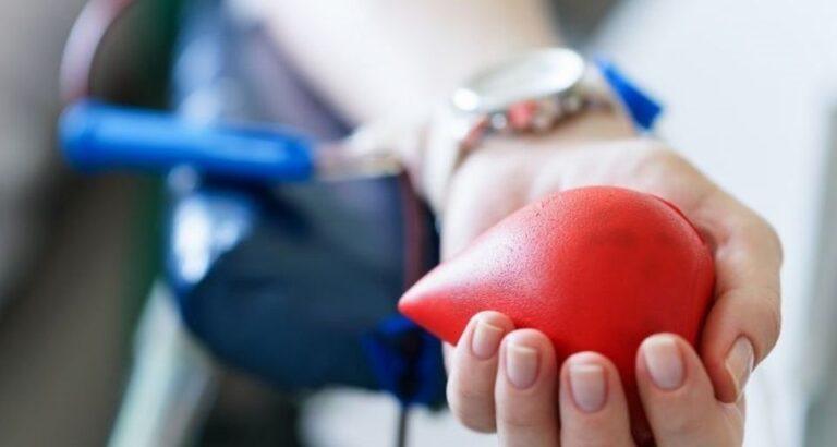 HEMOSC inicia campanha para incentivar doação de sangue; o foco são doadores com as tipagens A e O