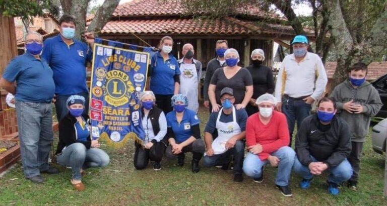 Lions Clube de Seara promove Mondongo Beneficente em prol do Hospital São Roque