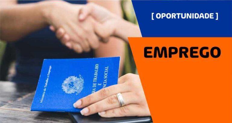 Oportunidade: Empresa oferece vaga de trabalho para Oeste de Santa Catarina
