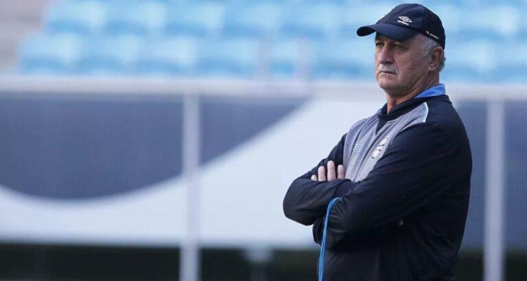 Grêmio se acerta com Felipão e prepara anúncio do treinador