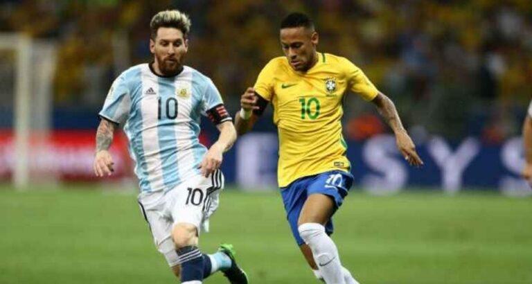 Copa América 2021: Brasil e Argentina duelam pelo título neste sábado, 10