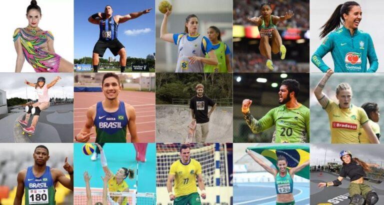 Esporte: 15 atletas catarinenses estão nas Olimpíadas de Tóquio; entre eles searaense