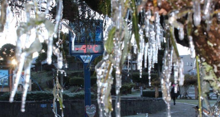 Defesa Civil divulga recomendações para encarar frio extremo no Estado; confira