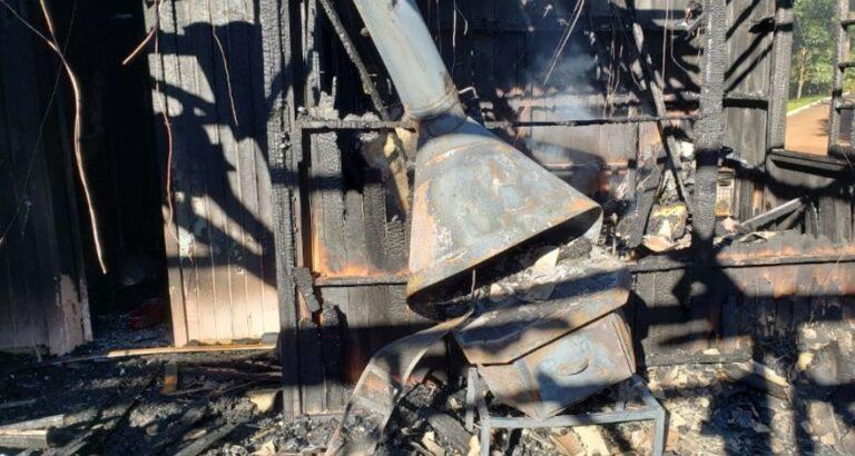 Bombeiros alertam para o risco de incêndio com o uso de aquecedores e lareiras