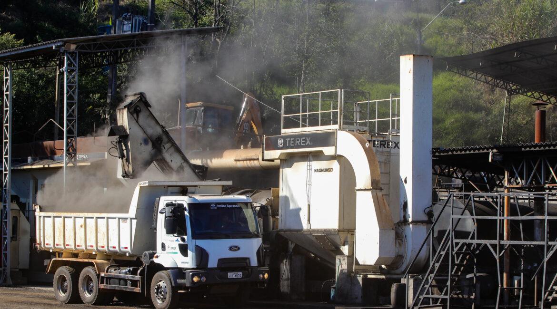 SC lança programa para fomentar construção de usinas de asfalto; Amauc será contemplada