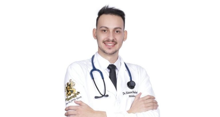 Município de Itá recebe um novo médico para atendimento