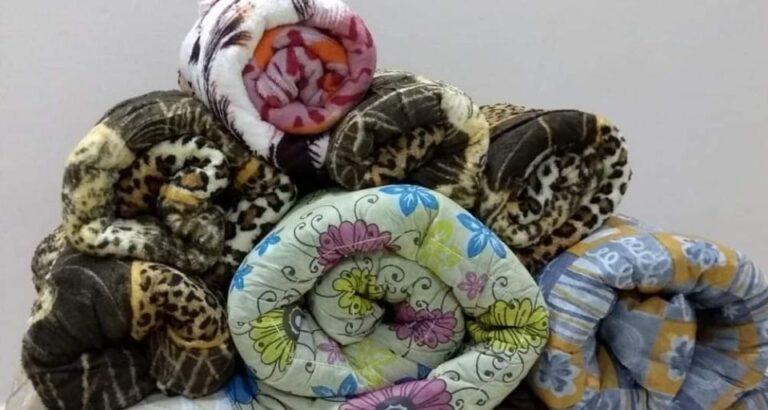 Iniciativa ajuda famílias contra o frio em Arvoredo