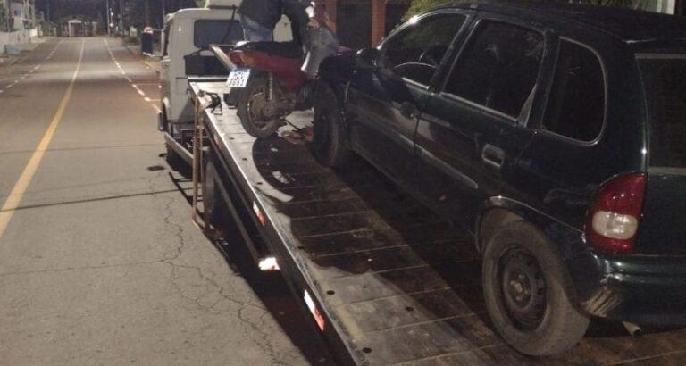 Em três dias, Polícia Militar realiza Operação Hórus em Seara e Itá