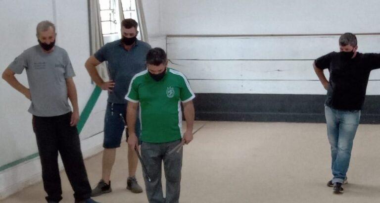 Campeonato Municipal de Bocha teve sua primeira rodada em Arvoredo
