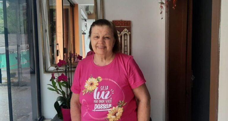 Presidente da Rede Feminina de Combate ao Câncer de Seara revela ações para Outubro Rosa