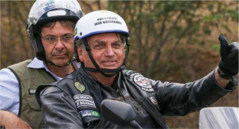 """Bolsonaro: """"Se não houver cumprimento da Constituição pelos três poderes, a tendência é de ruptura"""""""