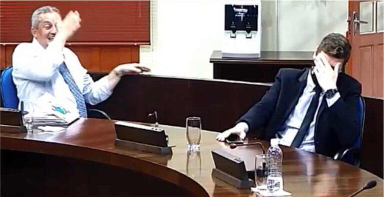 (VÍDEO) Nova Veneza: Premiação de rifa gera crise de risos no plenário da Câmara