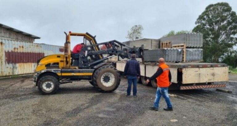Em operação, Estado destina mais de R$ 3,5 milhões aos municípios atingidos pelo granizo em setembro; entre eles Seara