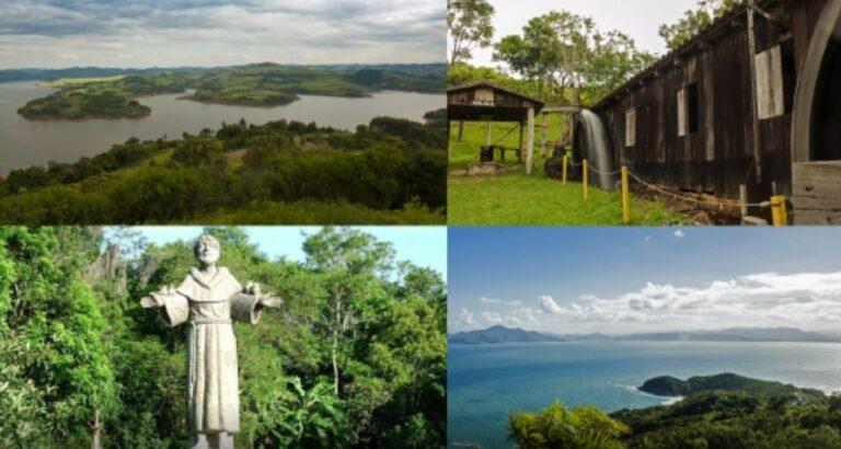 Além de Itá, veja quem são os demais municípios catarinenses na lista mundial de destinos sustentáveis