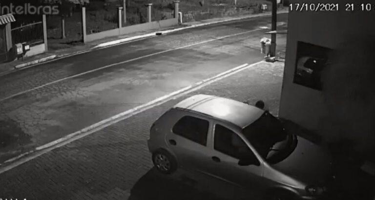 (VÍDEO) Em Seara, mulher é assaltada e tem pertences roubados