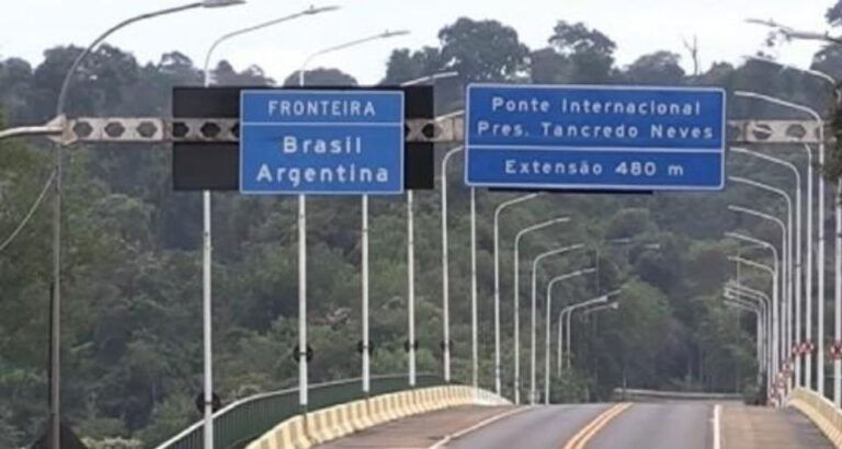 Argentina libera a entrada de brasileiros vacinados pela fronteira aérea